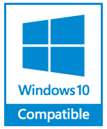 Passed the Windows 10 Logo Test (32-bit and 64-bit)
