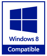 Passed the Windows 8 Logo Test (32-bit and 64-bit)