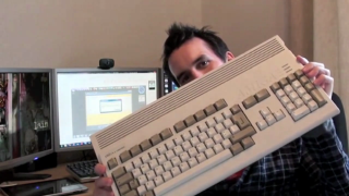 Dan Wood on Amiga Forever
